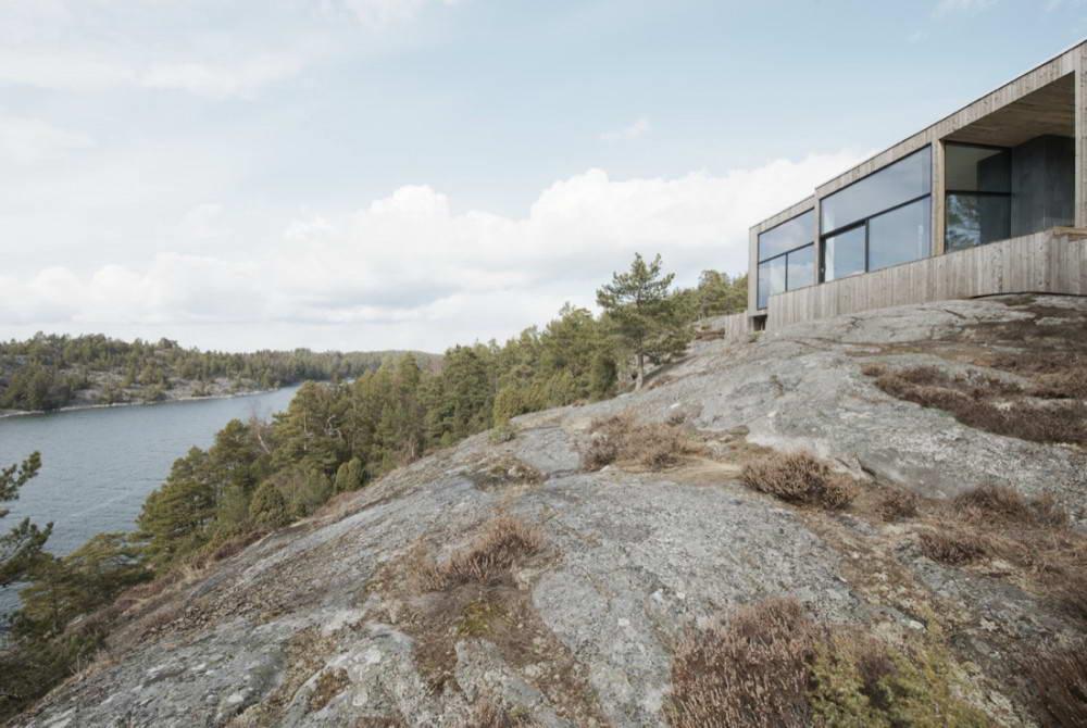 этой фото домов на выступах скалы лучший вариант размещения