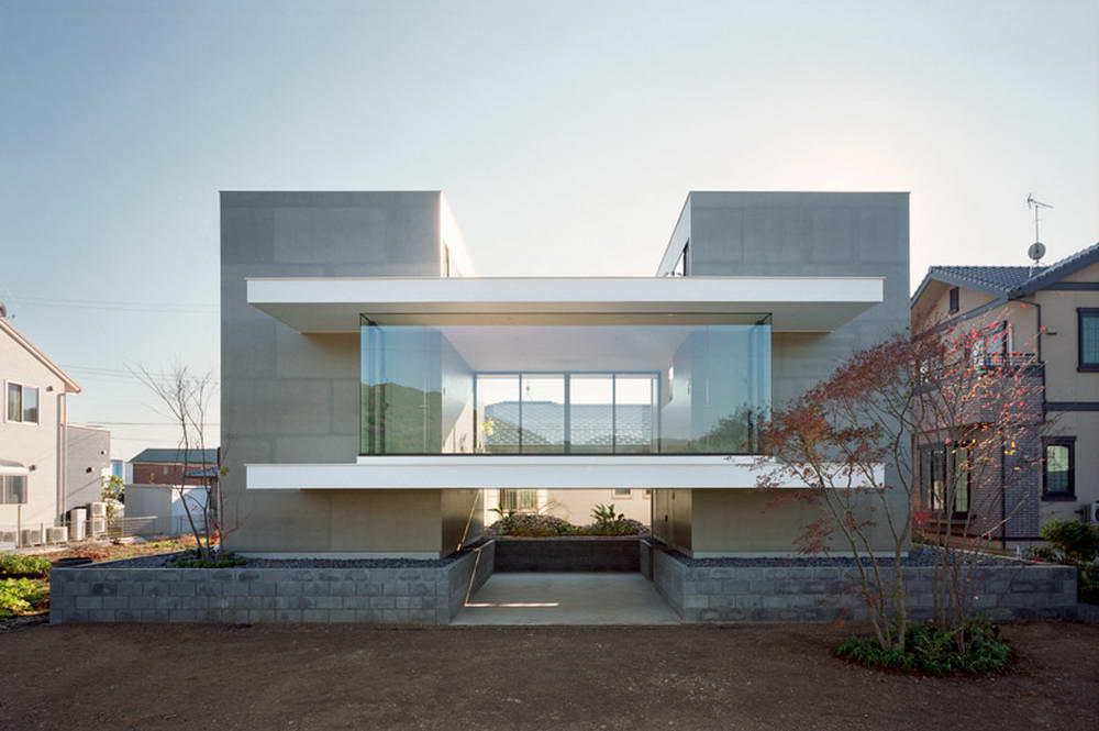 Современная японская архитектура фото