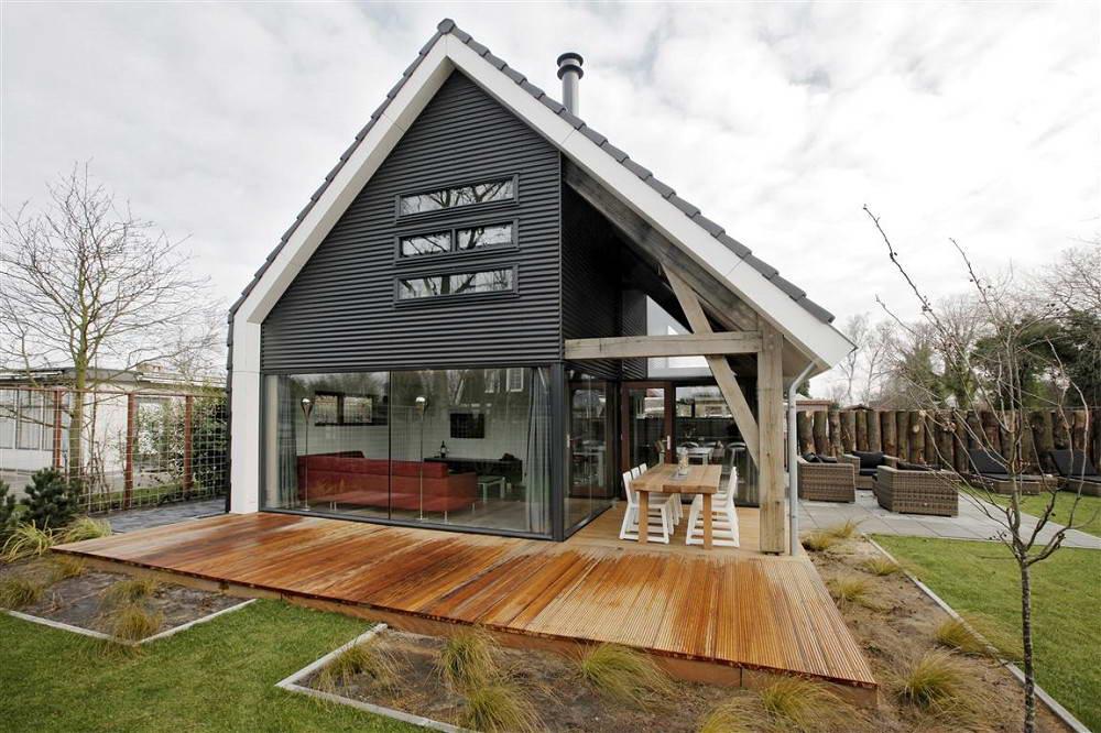 9 - Architecture contemporaine residence parks ...