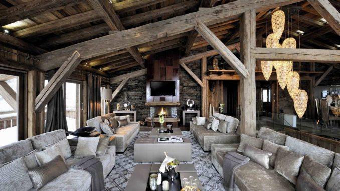 Шале во франции съем недвижимости в дубае