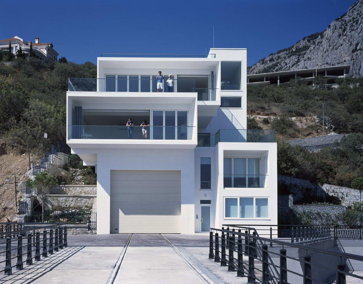 Дом у моря в крыму картинки
