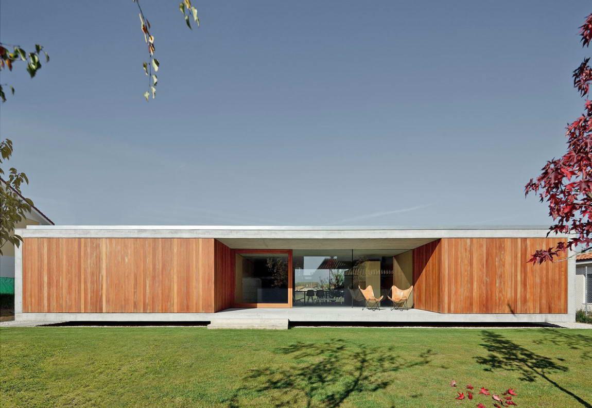 этом одноэтажные дома без крыши фото создали