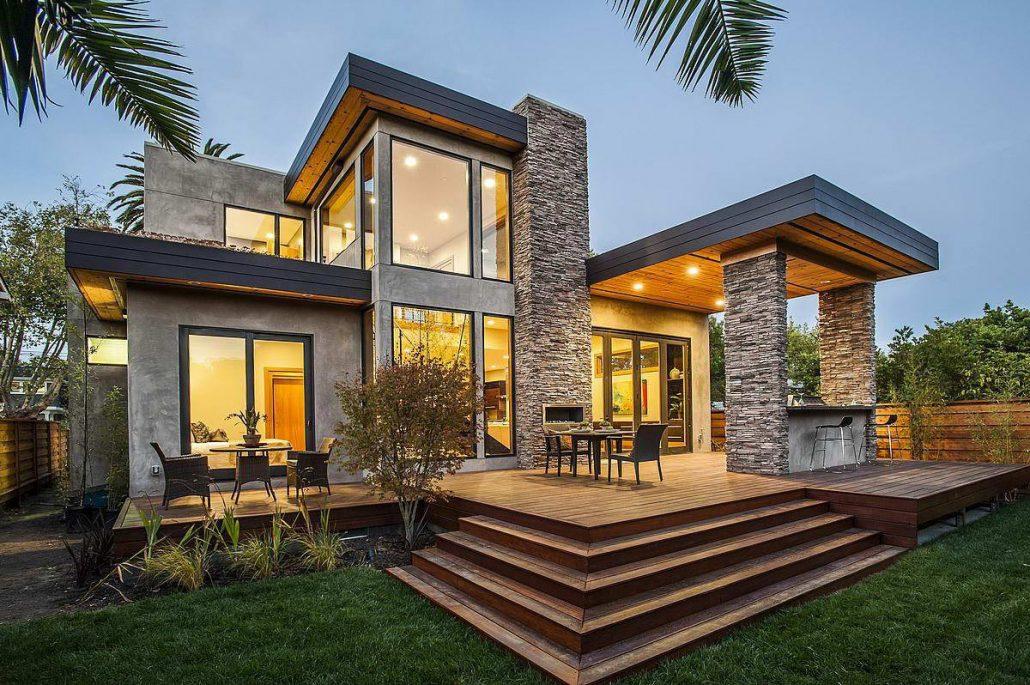 зная картинки общих домов самых красивых