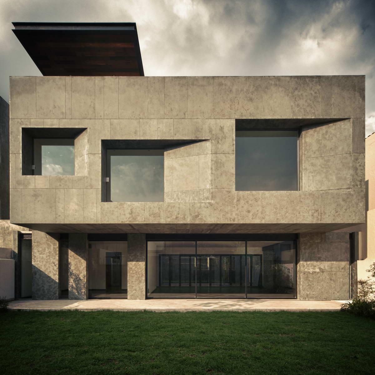 учетом картинки домов конструктивизм данной луговой