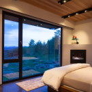 Резиденция Gros Ventre (Gros Ventre Residence) в США от Stephen Dynia Architects.