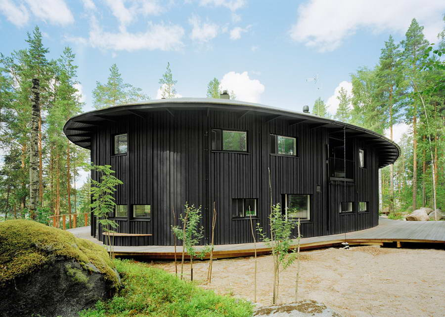 Вилла в финляндии недвижимость на пхукете