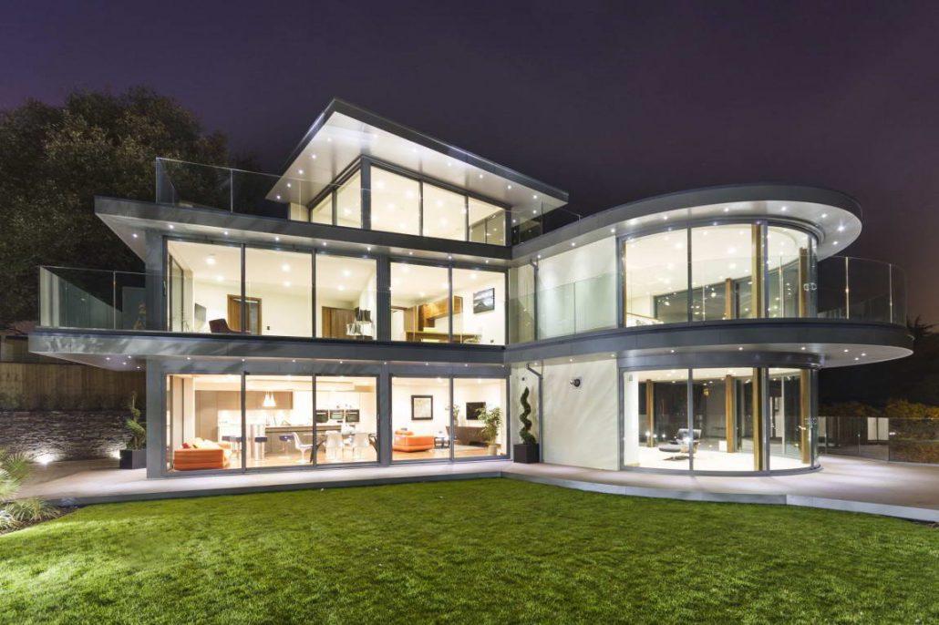 лучшие проекты домов от архитекторов мира фото могут