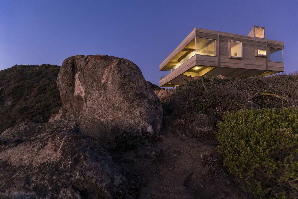 постройка дома в земле фото отзыв повлияет
