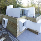 Дом у озера (Lake House) в США от Taylor and Miller Architecture and Design.