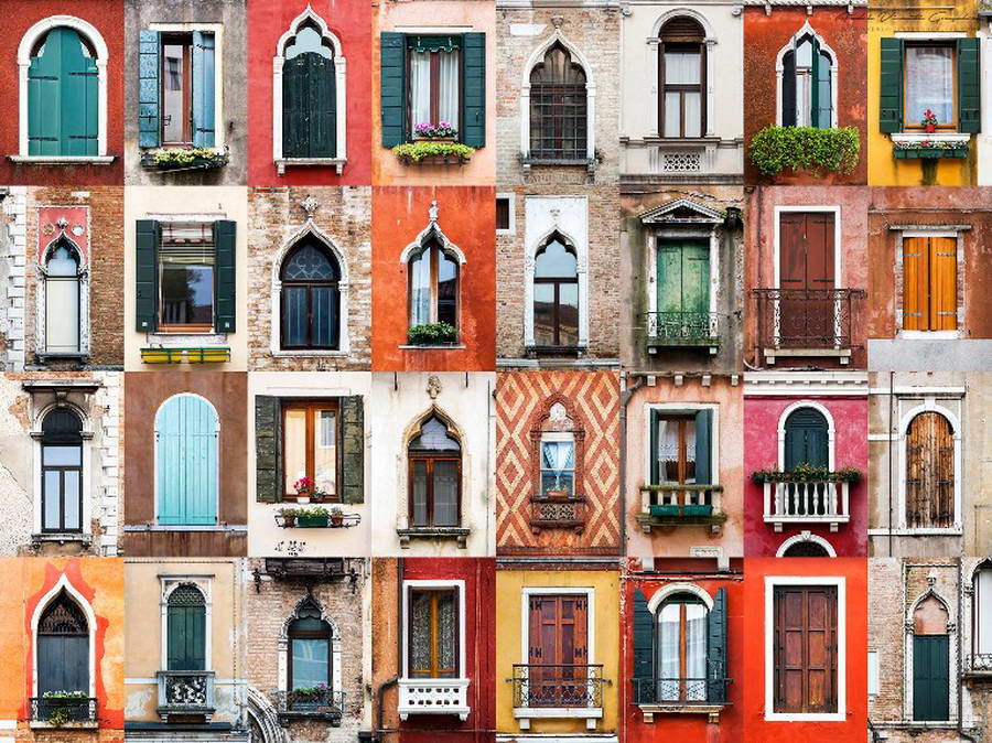 Windows of the World - Venice, Italy