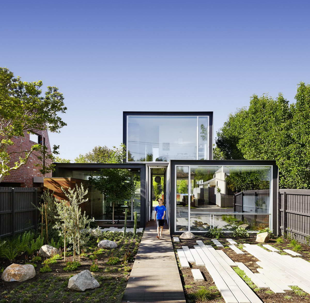 "Hill House By Andrew Maynard Architects: Блог ""Частная архитектура"""
