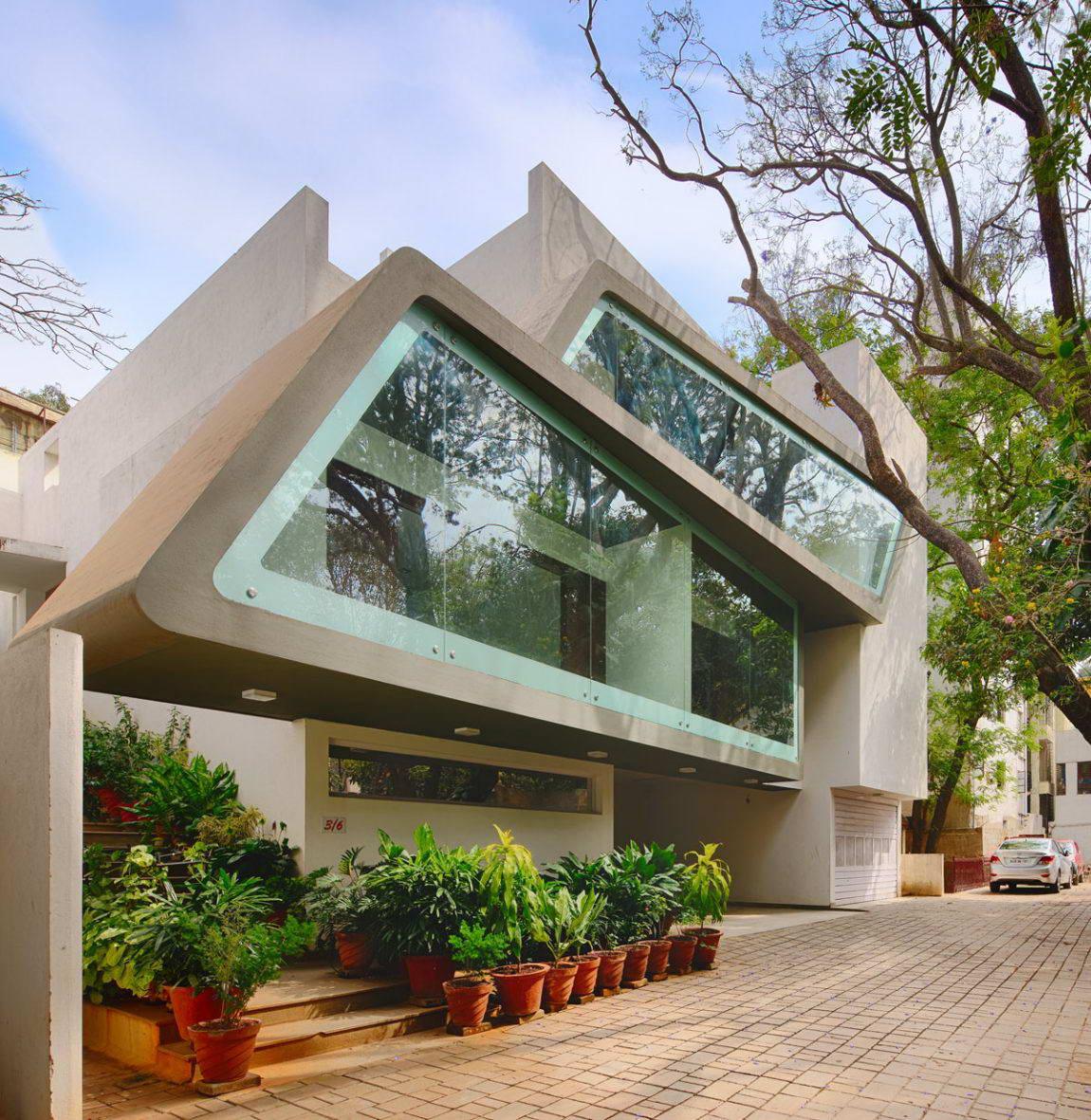 лучшие проекты домов от архитекторов мира фото