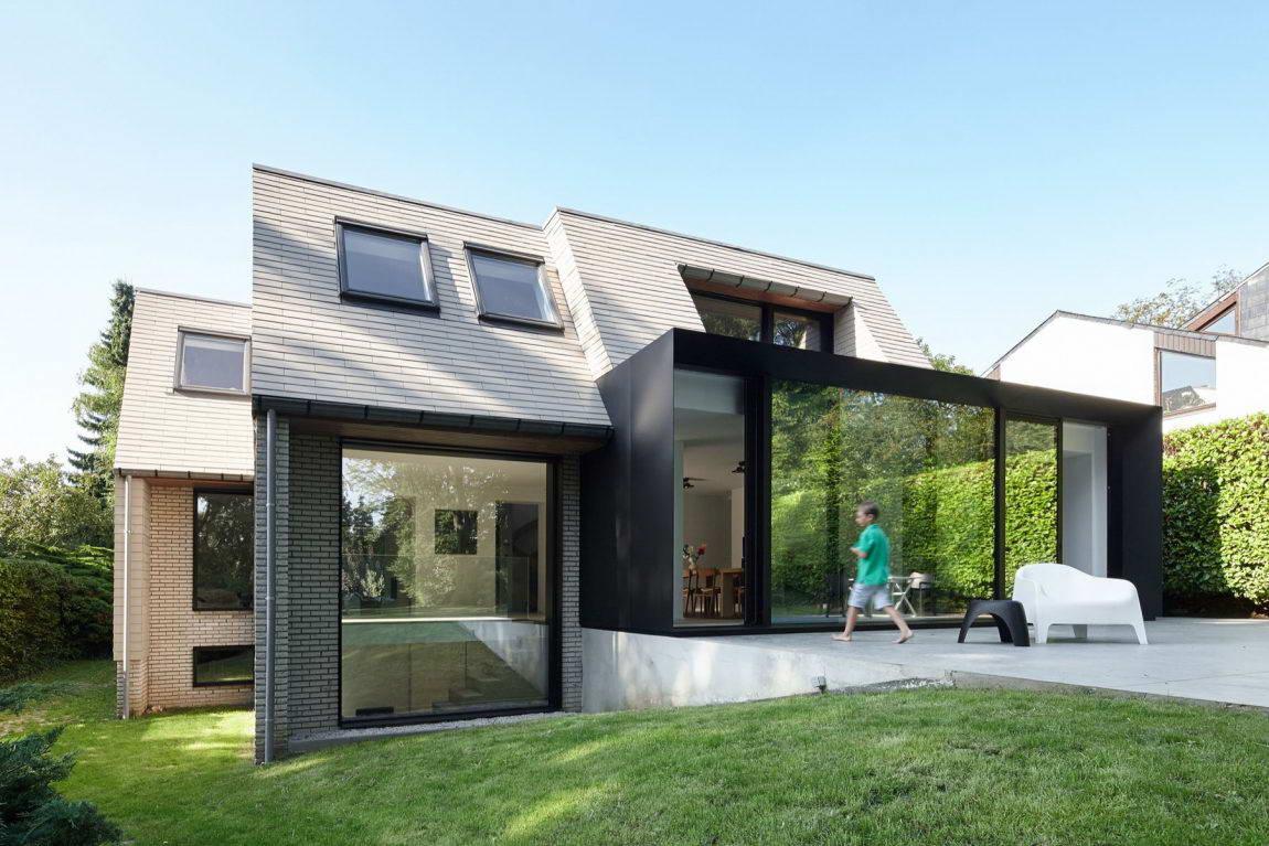 бельгийский дом фото дизайна нем живут