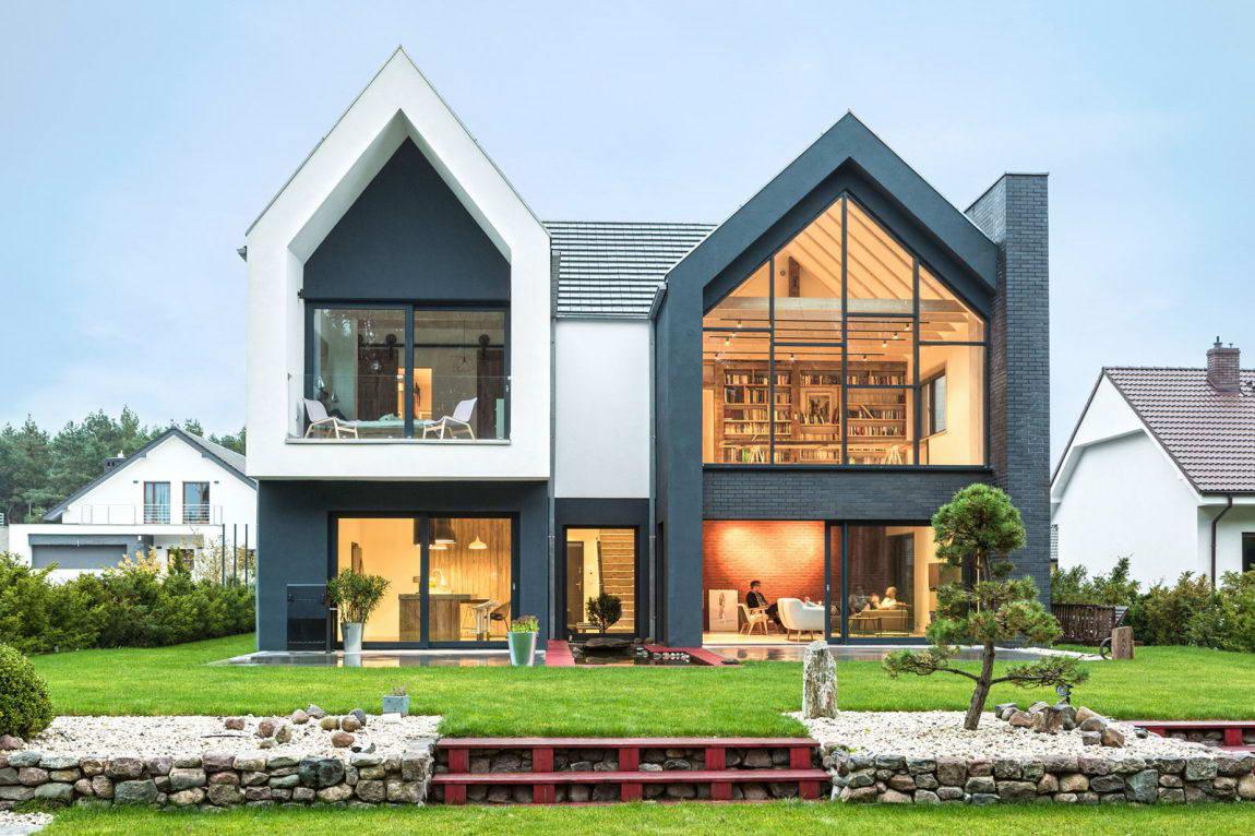 Архитектура дома картинки