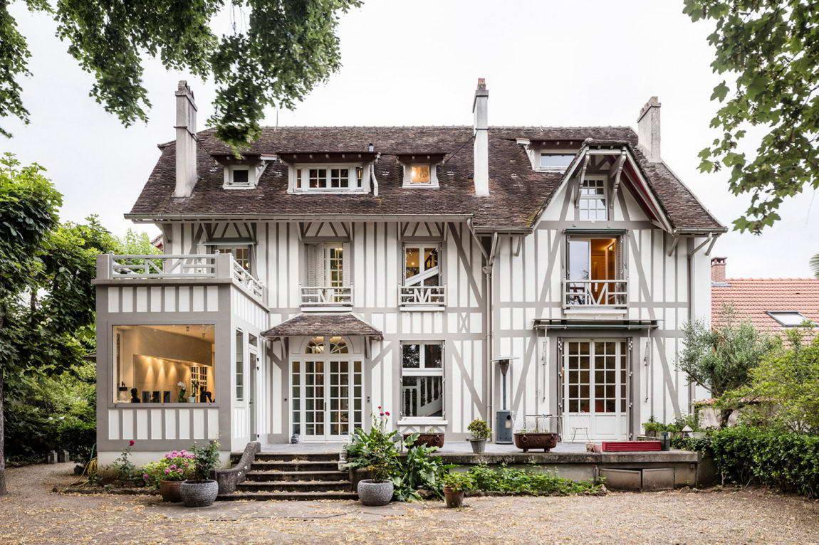 дома франция