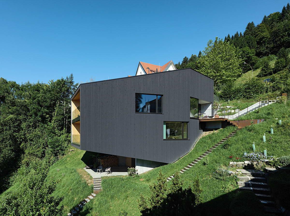 Окрашивание деревянного дома бруса картинка что
