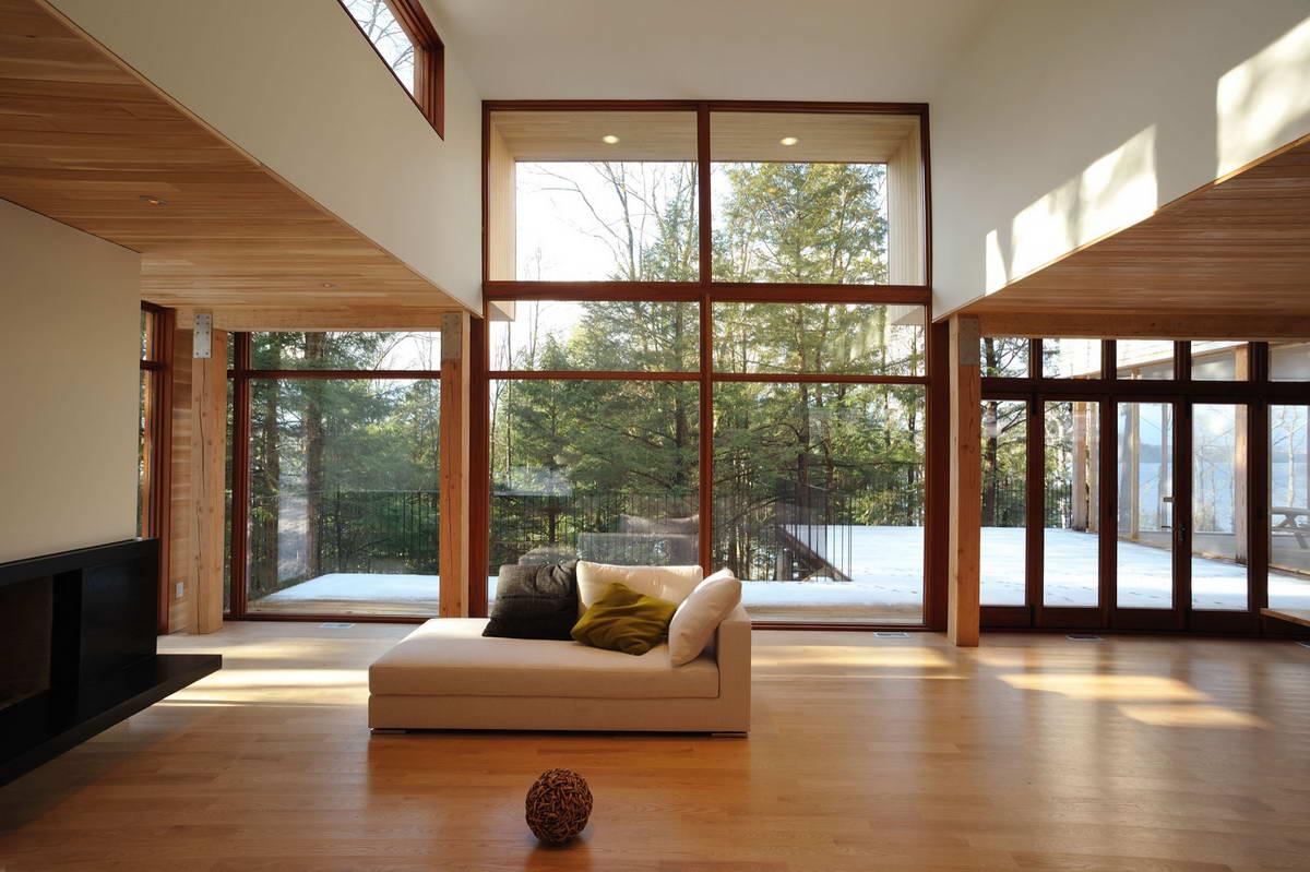 maison dans la foret pres du lac 10. Black Bedroom Furniture Sets. Home Design Ideas