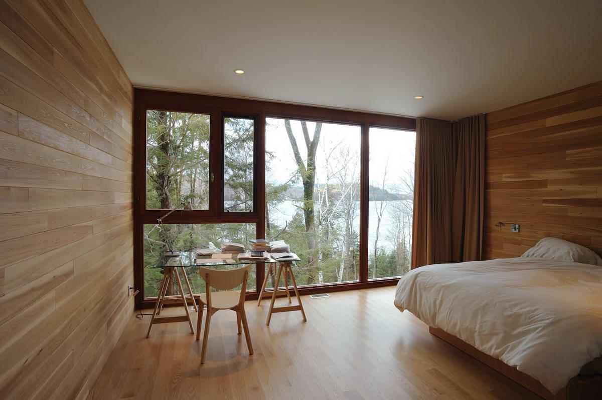 maison dans la foret pres du lac 6. Black Bedroom Furniture Sets. Home Design Ideas