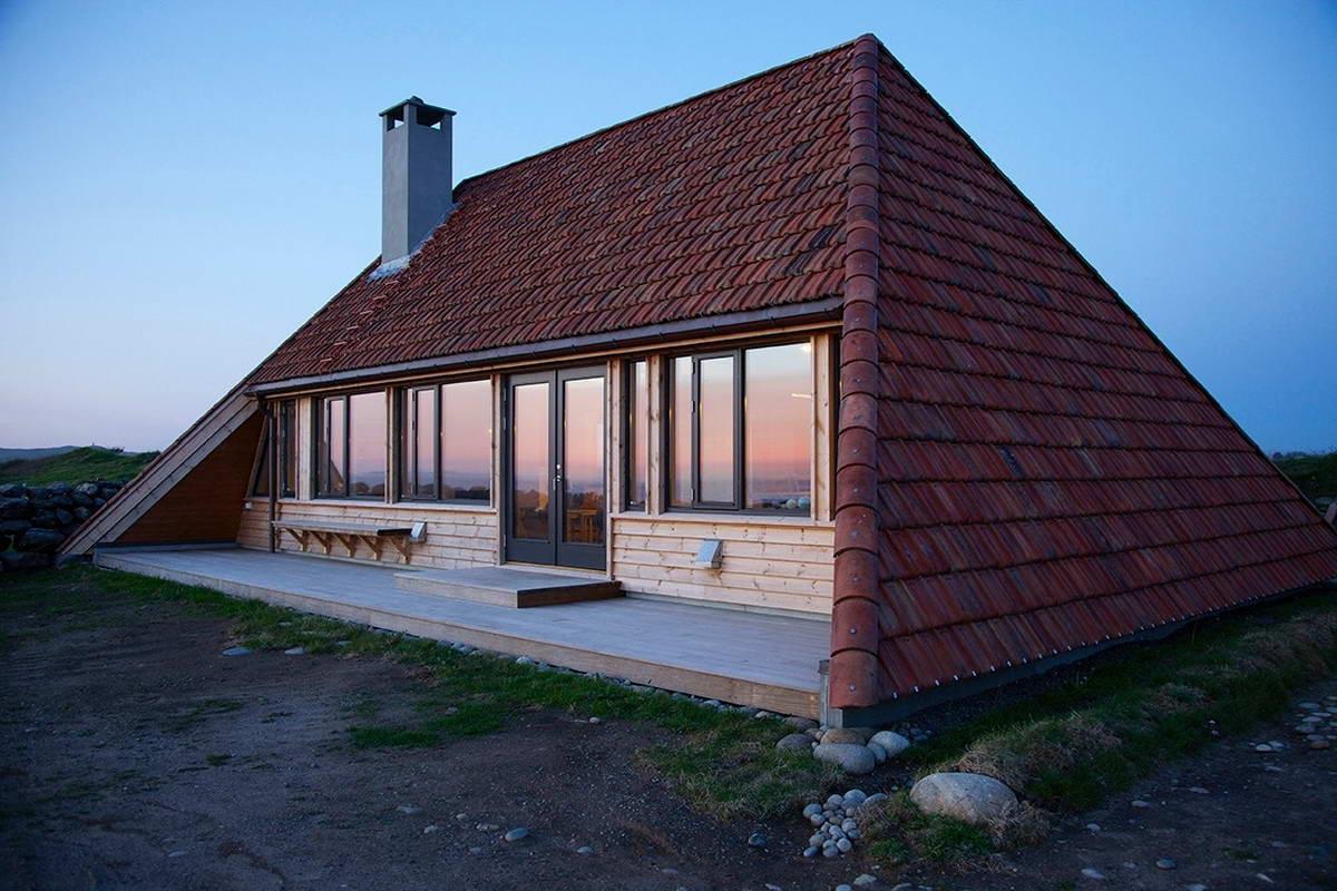 обмундирование для крыша с торца дома проекты фото внимание, как