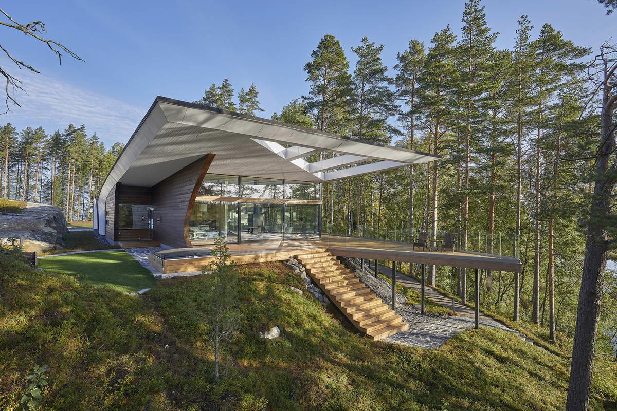 Дом в финляндии недвижимость в дубае по районам