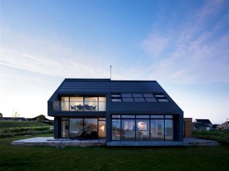 Активный дом в Дании