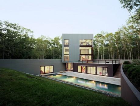 Кубический дом в США