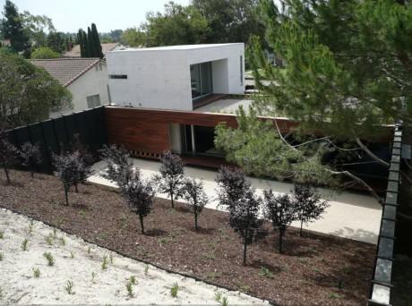 Японский дом в Калифорнии