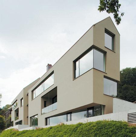 Дом на 6 семей в Швейцарии