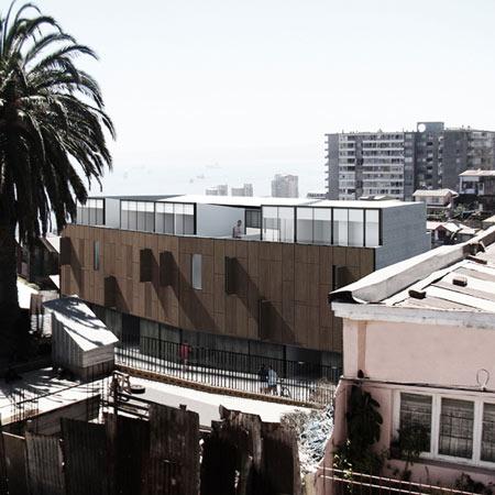 Новые апартаменты в старом районе