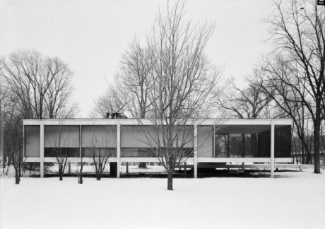 Фарнсуорт Хауз (The Farnsworth House)