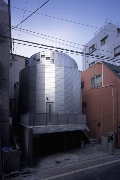 Космический дом в Японии