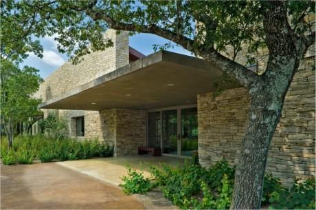 Каменная вилла в Техасе