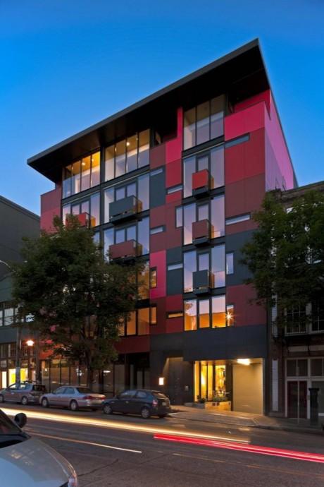 Апартаменты в Сиэтле
