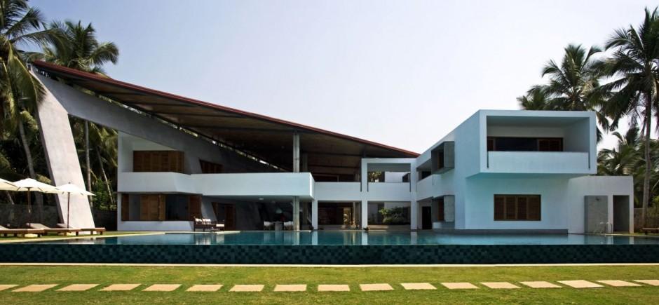 - Construcciones de casas modernas ...