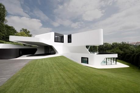 Дом-скульптура в Германии
