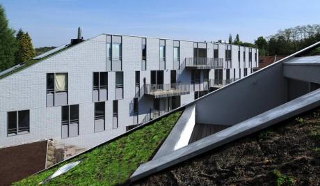Жилой комплекс в Бельгии