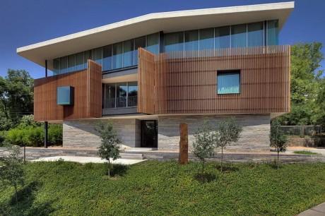 Загородная резиденция в Техасе