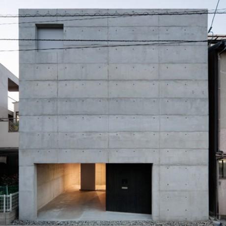 Дом-матрёшка в Японии