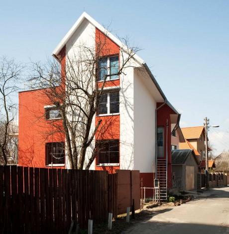 Дом Солнца в Киеве