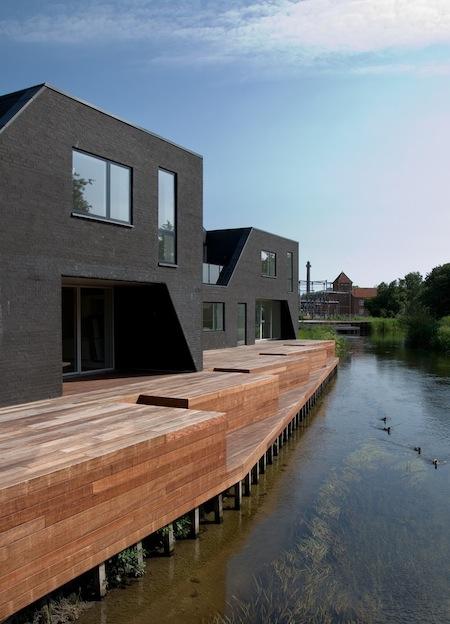 Жилой комплекс в Дании
