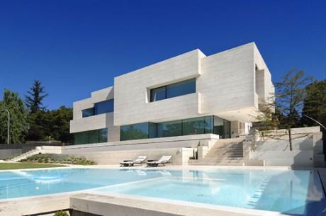 Новый дом под Мадридом