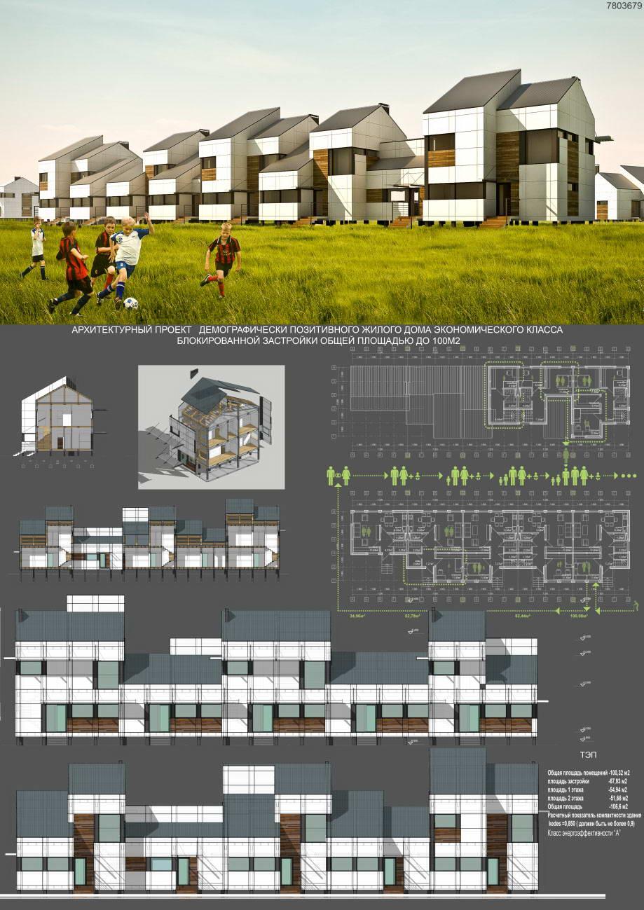 Конкурс архитектурных проект