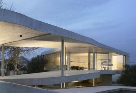 Бразильский дом в Испании