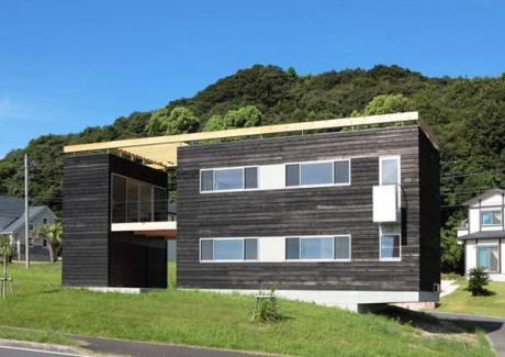 Дом для отдыха в Японии