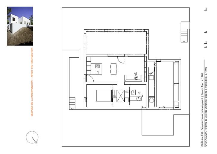 Casa amalia 23 - Planos de casas unifamiliares ...