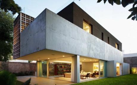 Дом для дизайнера в Бразилии