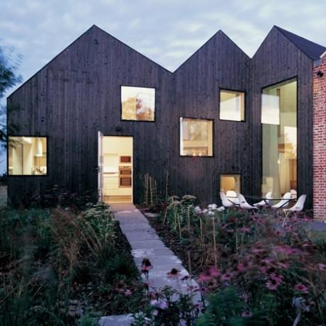 Дом мельника в Англии