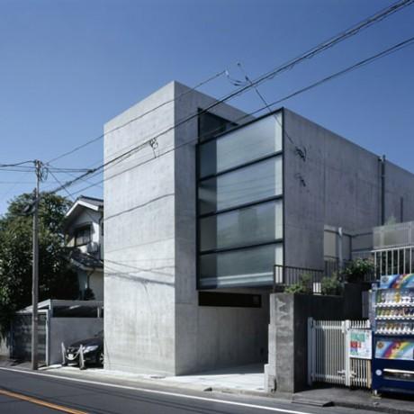 Дом на одной сотке в Японии
