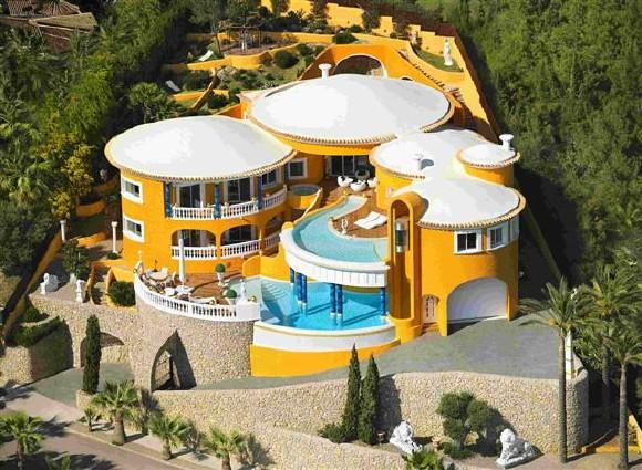 Недорого дом с бассейном в остров Янина