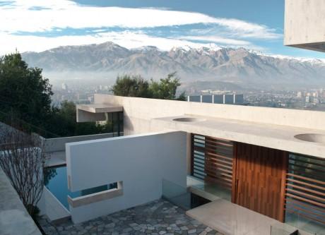 Дом над Сантьяго